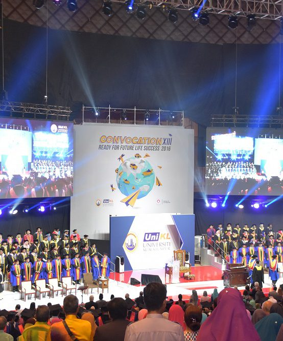 UniKL 13th Convocation Ceremony