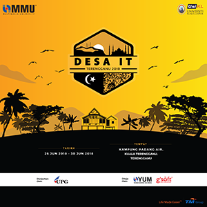 Program Desa IT 2018 UniKL MIIT @ Multimedia University