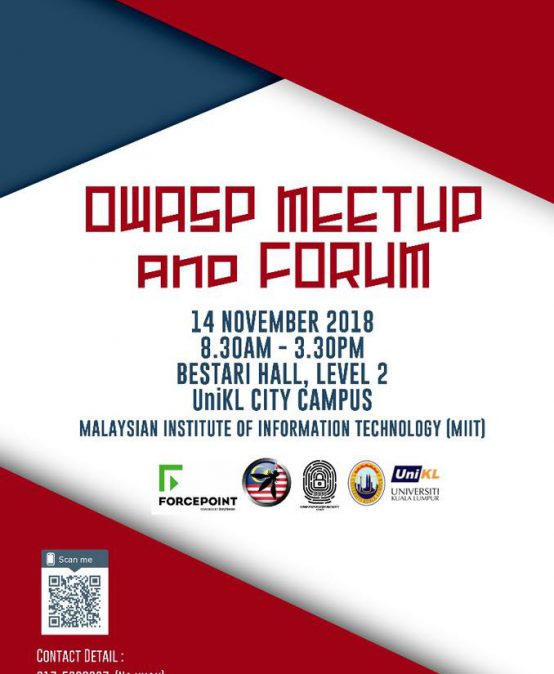 2nd OWASP MEET-UP