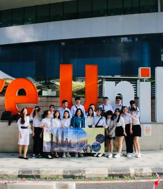 Edu-Tourism Programme in Malaysia (Van Lang University & Hoa Sen University, Vietnam)