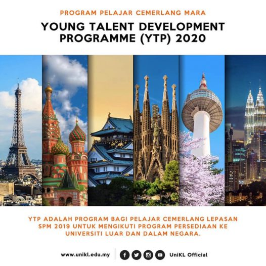 Young Talent Development Programme Mara 2020