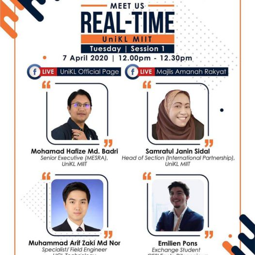Meet Us Real-Time