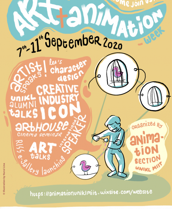 Art+Animation Week (A+A-W) and Riss E-Gallery Exhibition