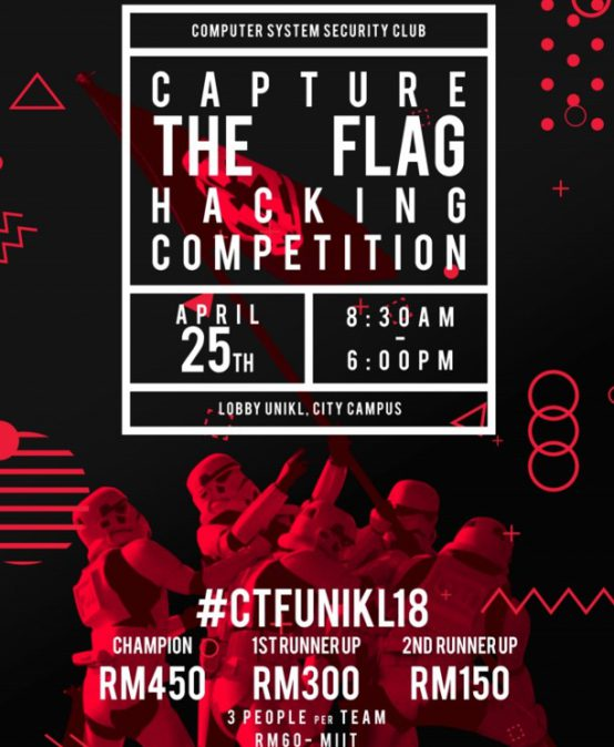 Capture The Flag Hacking Competition