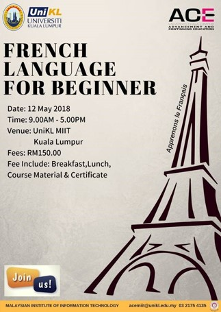 French Language For Beginner